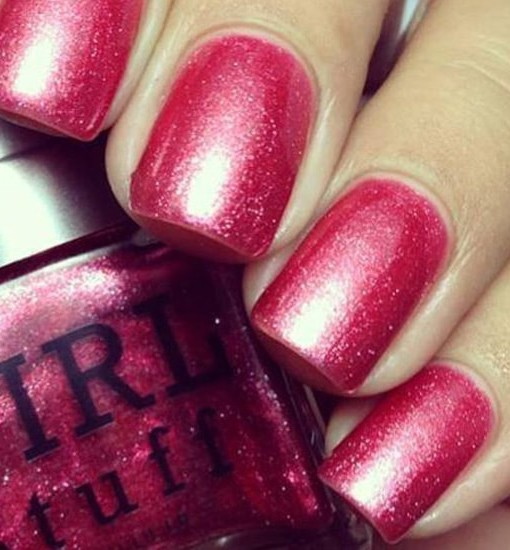 Cherry Pie Swatches - Redilicious Collection