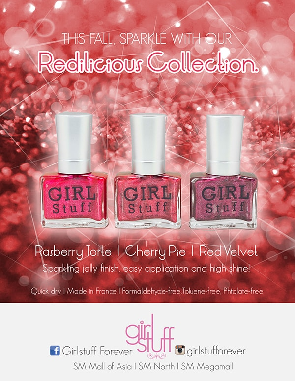 Girlstuff - Redilicious Collection Poster