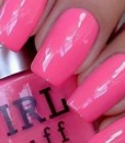 Pink Lemonade Swatches – 2014 Summer Collection