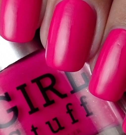 Pretty in Pink Swatches - Girlstuff Swatches