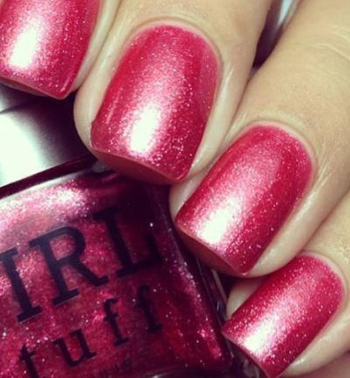 Raspberry Torte Swatches - Redilicious Collection
