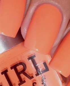 Tangerine Burst Swatches - 2014 Summer Collection
