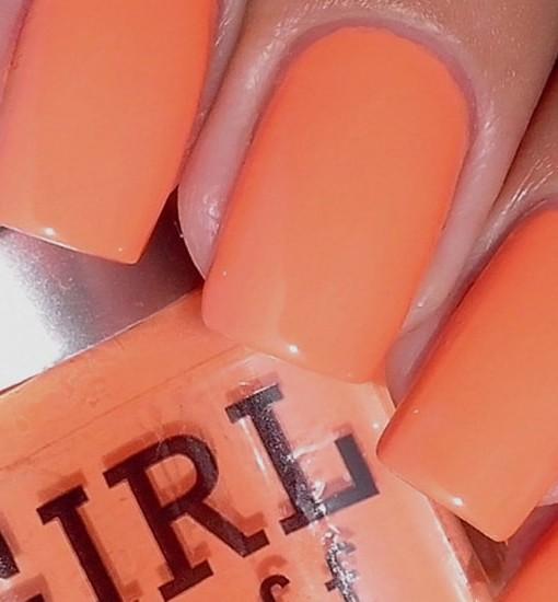 Tangerine Burst Swatches - 2014 Summer Collection