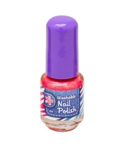 Washable Nail Polish Fuscia - Washable Nail Polish