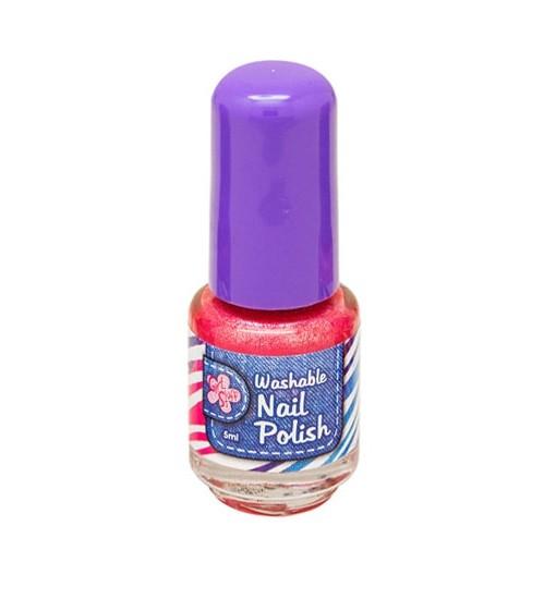 Washable Nail Polish Fuscia - Washable Nail Polish