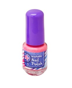 Washable Nail Polish Pink - Washable Nail Polish