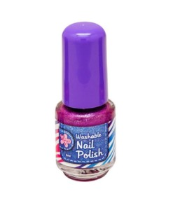 Washable Nail Polish Purple - Washable Nail Polish