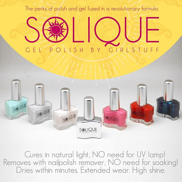 Solique - Solique Swatches Poster