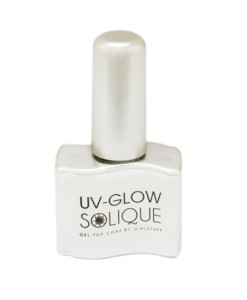 UV Glow Top Coat - Solique Gel Polish
