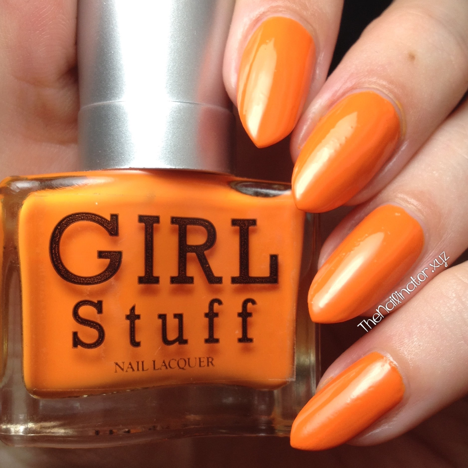 Girlstuff Rave Neon Collection Swatches and Review - Summer Rave Neon Collection