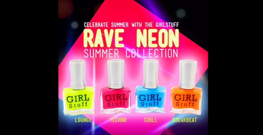Rave Neon - Promotional VIdeos