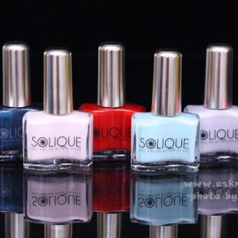 Solique by Girl Stuff Gel Polishes - Solique Gel Polish