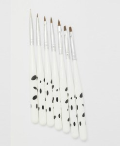 Nail Art Brush Set - Nail Art Tools