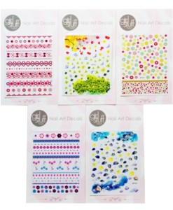 Nail Art Decals 1 - Nail Art Tools