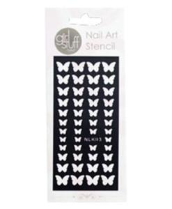 Nail Art Stencils 8 - Nail Art Tools