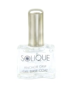 Solique Anchor Grip Base Coat - Solique Gel Polish