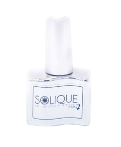 Solique Gel Top Coat by Girlstuff, Gen II - Gel Top Coat